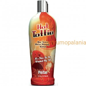 Hot Tottie balsam Tingle opalenizna Pro Tan