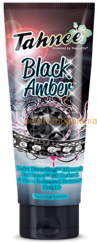 Tahnee Black Amber Tanning Lotion 200ml