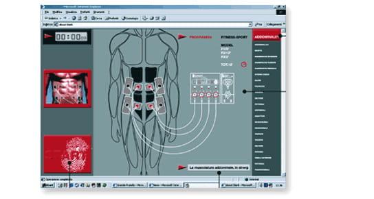 Elektrostymulator tens mięśni ciała stymulator tens Xformer Vupiesse